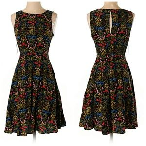 EUC Old Navy Floral Mini Dress S